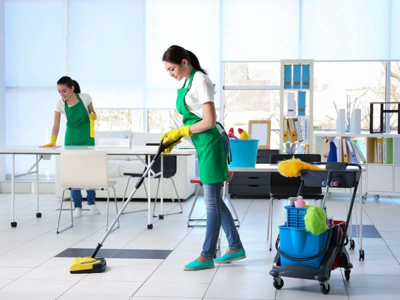 Commercial Clean