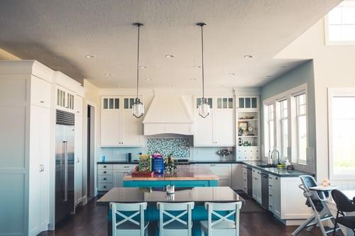 Deep Clean Kitchen